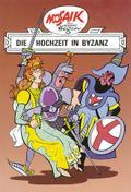 Mosaik von Hannes Hegen: Die Hochzeit in Byza ...