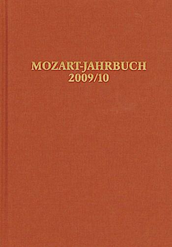 Mozart-Jahrbuch 2009-2010 Akademie für Mozart-Forschung der Internationalen ...