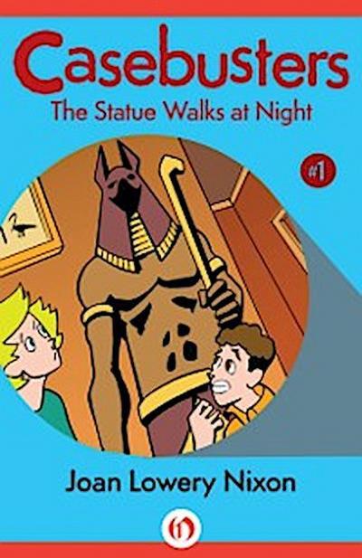 Statue Walks at Night