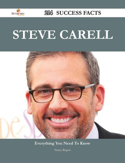 Steve Carell 214 Success Facts - Everything you need to know about Steve Carell