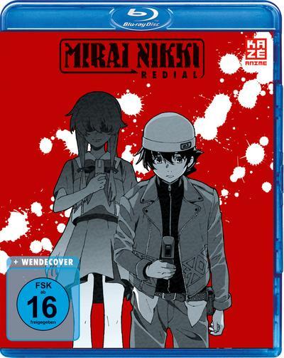 Mirai Nikki - OVAs - Blu-ray
