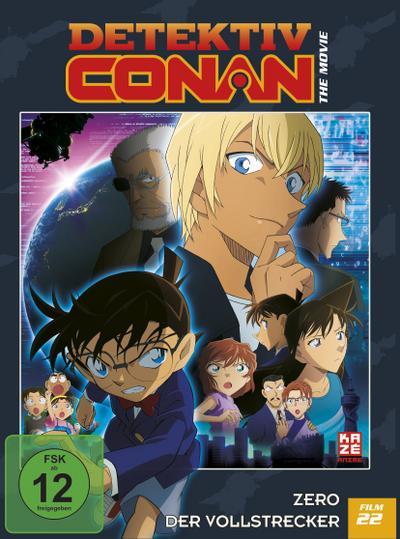 Detektiv Conan - 22. Film: Zero der Vollstrecker - DVD - Limited Edition