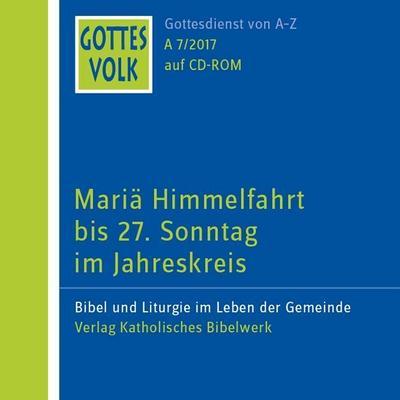 Gottes Volk LJ A7/2017 CD-ROM