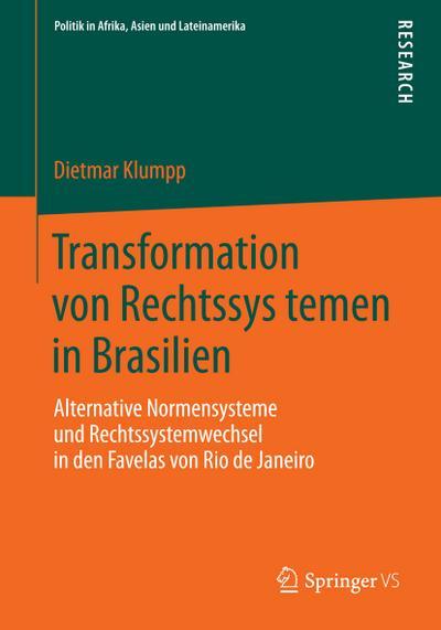 Transformation von Rechtssystemen in Brasilien
