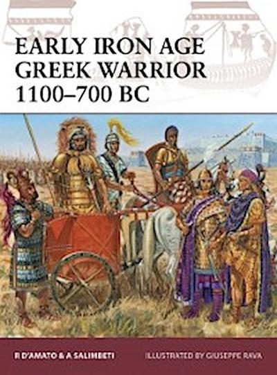 Early Iron Age Greek Warrior 1100 700 BC