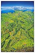 Das große Deutschland-Panorama. Poster-Karte