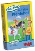 Ratz-Fatz auf den Pferdehof (Kinderspiel)