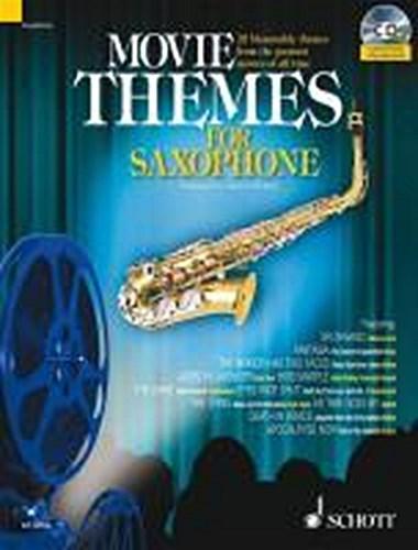 Movie Themes for Tenor Saxophone Hal Leonard