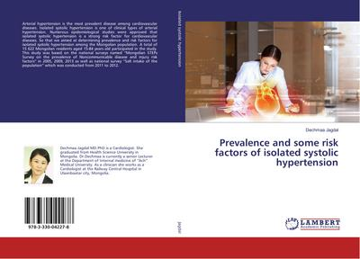 Prevalence and some risk factors of isolated systolic hypertension