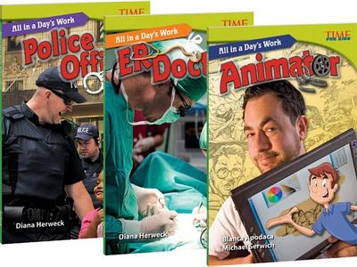 All in a Day's Work 3-Book Bundle