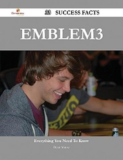 Emblem3 33 Success Facts - Everything you need to know about Emblem3