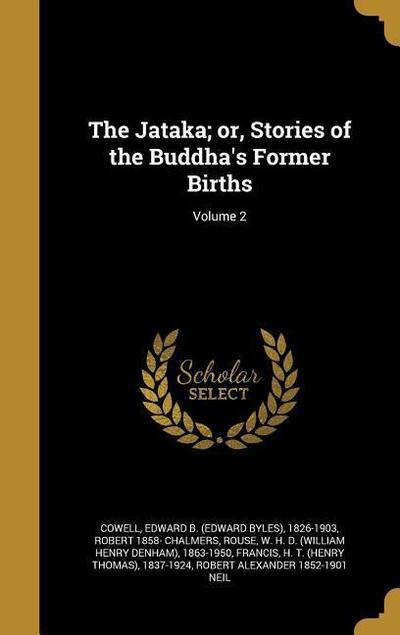 JATAKA OR STORIES OF THE BUDDH