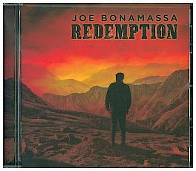 Redemption (Jewelcase CD)