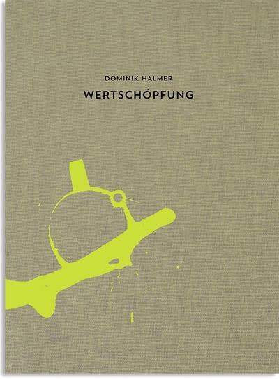 Dominik Halmer. Wertschöpfung