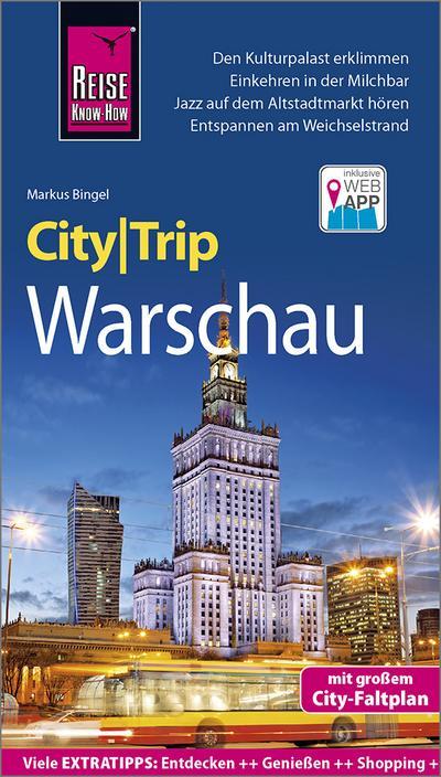 Reise Know-How CityTrip Warschau