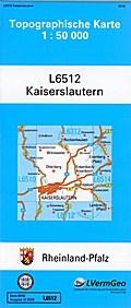 Kaiserslautern 1 : 50 000