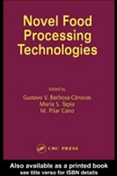 Novel Food Processing Technologies