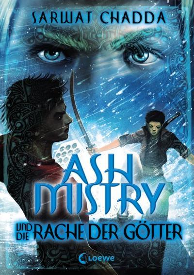 Ash Mistry und die Rache der Götter