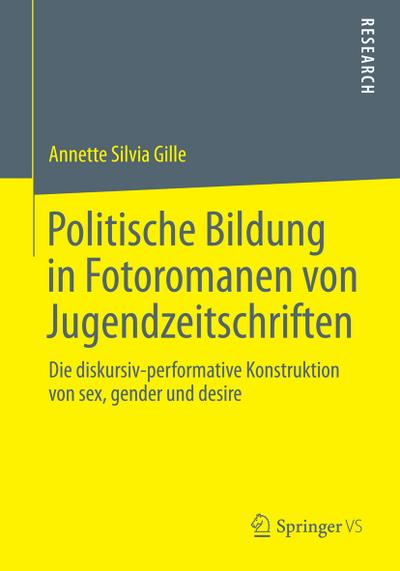 Politische Bildung in Fotoromanen von Jugendzeitschriften