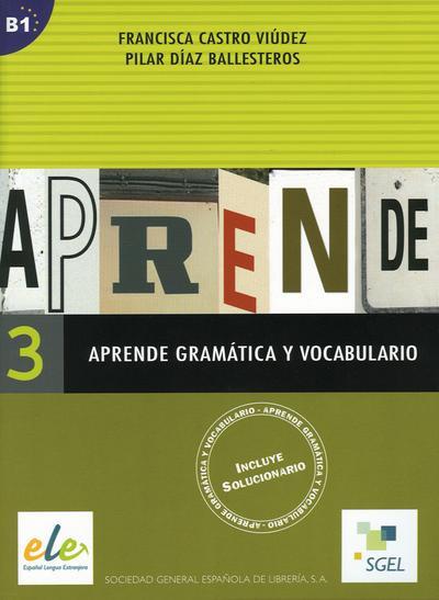 Aprende gramática y vocabulario 03