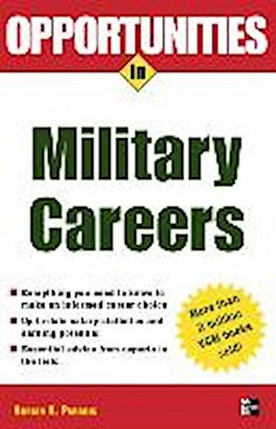 Opportunities in Military Careers, Revised Edition