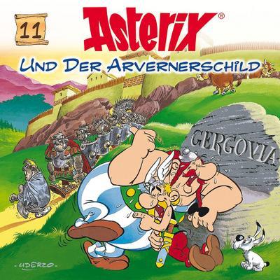 11: Asterix Und Der Arvernerschild