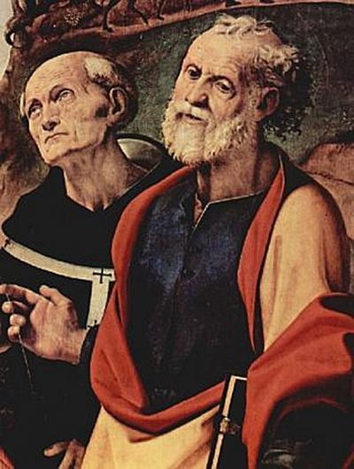 Piero di Cosimo - Unbefleckte Empfängnis, Maria und Heilige, Hl. Petrus und Hl. Antonius Pierozzi - 200 Teile (Puzzle)