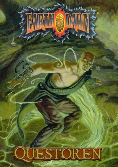 Earthdawn Questoren