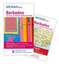 Barbados St. Lucia  Grenada - Kleine Antillen; MERIAN live! - Mit Kartenatlas im Buch und Extra-Karte zum Herausnehmen   ; MERIAN live ; Deutsch