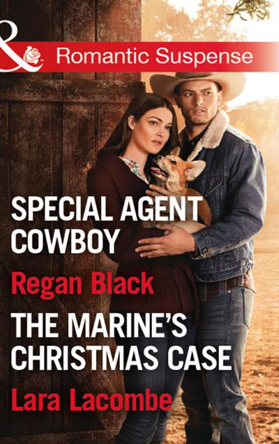 Killer Colton Christmas: Special Agent Cowboy (The Coltons of Shadow Creek, Book 10) / The Marine's Christmas Case (The Coltons of Shadow Creek, Book 11) (Mills & Boon Romantic Suspense)