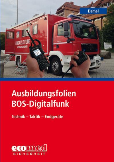 Ausbildungsfolien BOS-Digitalfunk, 1 CD-ROM