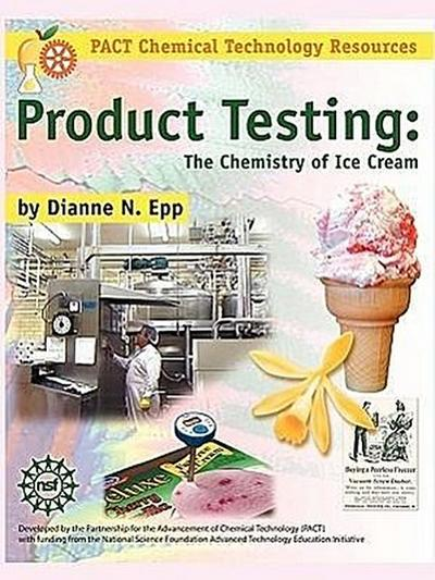 Product Testing: The Chemistry of Ice Cream