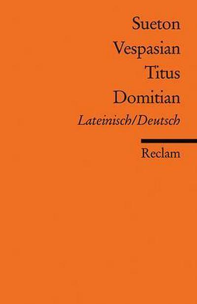 Vespasian, Titus, Domitian