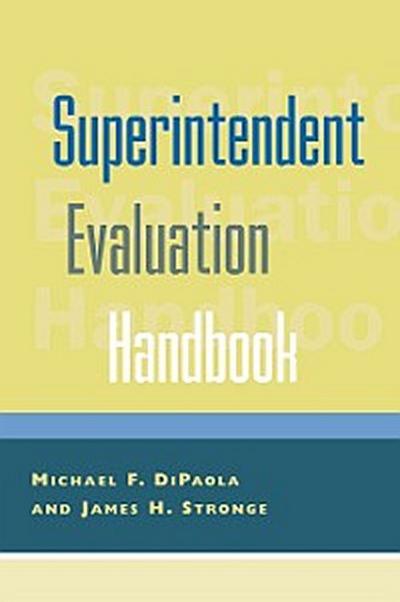 Superintendent Evaluation Handbook