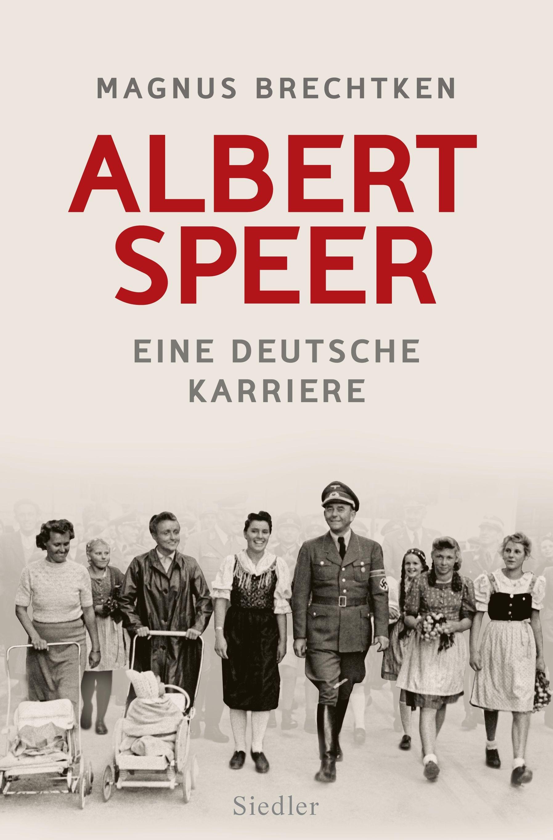Albert Speer Magnus Brechtken 9783827500403