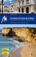 Lissabon & Costa de Lisboa Reiseführer Michael Müller Verlag: Cascais, Estoril, Sintra, Ericeira, Sesimbra, Setúbal