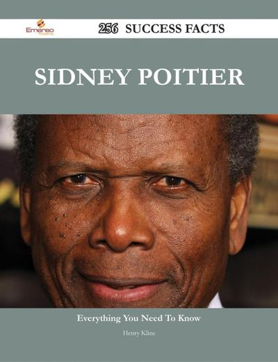 Sidney Poitier 256 Success Facts - Everything you need to know about Sidney Poitier