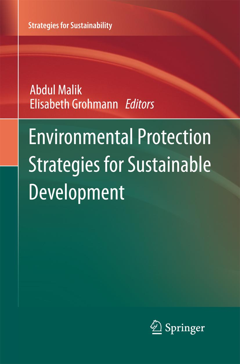 Environmental Protection Strategies for Sustainable Developm ... 9789400715905