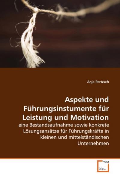 Aspekte und Führungsinstumente für Leistung undMotivation