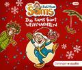 Das Sams feiert Weihnachten (3 CD); Ungekürzt ...