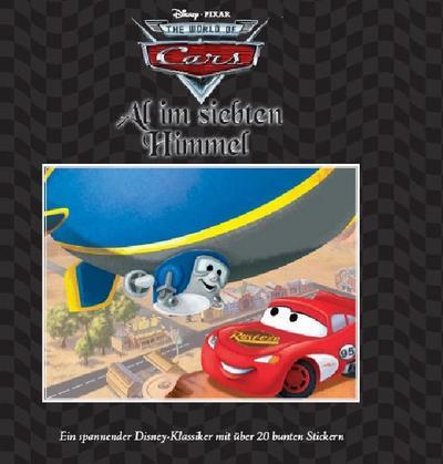 Disney Cars: Al im 7. Himmel