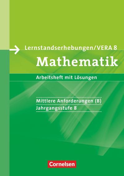 Vorbereitungsmaterialien für VERA - Vergleichsarbeiten/Lernstandserhebungen - Mathematik