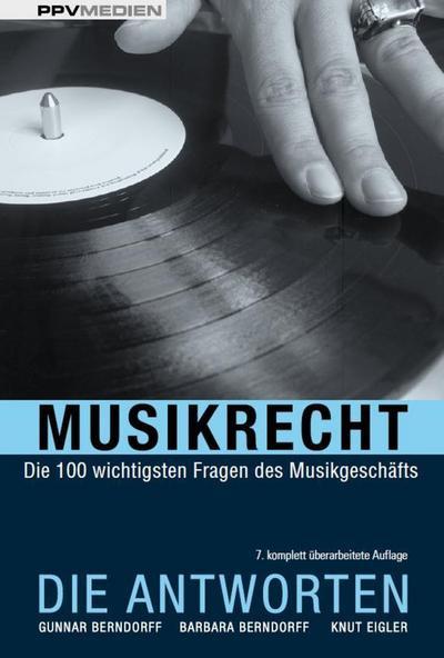 Musikrecht. Die Antworten
