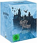 Harry Potter: The Complete Collection - Jahre 1 - 7, 8 DVDs (Repack 2018)