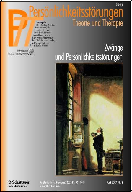 Zwänge und Persönlichkeitsstörungen   Otto F. Kernberg    9783794525058