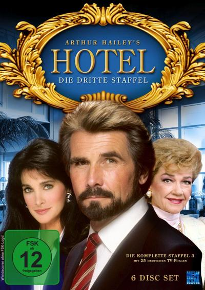 Hotel. Staffel.3, 6 DVD