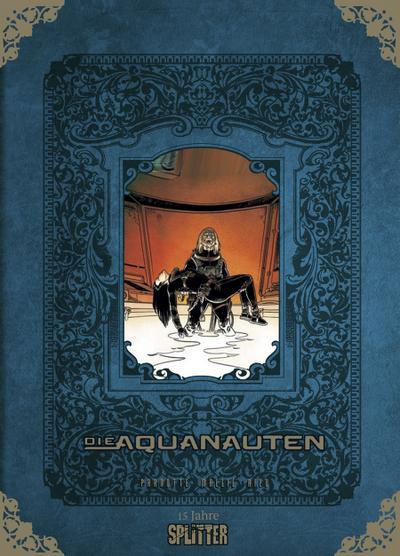 Die Aquanauten Gesamtausgabe (limitierte Sonderedition)