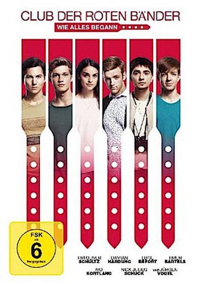 Club der roten Bänder - Wie alles begann, 1 DVD