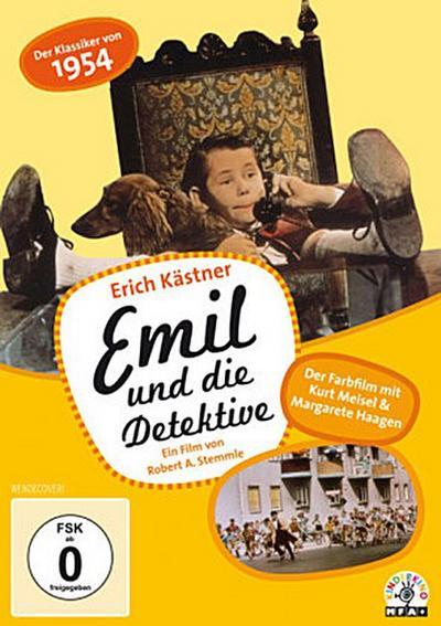 Emil und die Detektive (1954), 1 DVD