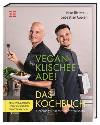 Vegan-Klischee ade! Das Kochbuch